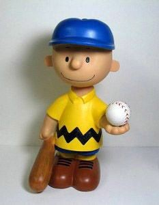 Charlie Brown Garden Statue - Natural Colors