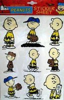 Charlie Brown Vinyl Stickers