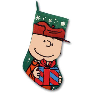 CHARLIE BROWN CHRISTMAS STOCKING