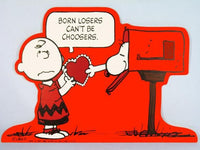 Charlie Brown Valentine's Day Wall Decor