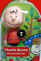 Charlie Brown Figure - Charlie Brown Christmas Memory Lane