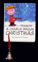 A Charlie Brown Christmas Book + Metal Book Mark - REDUCED PRICE!