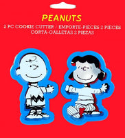 Peanuts Cookie Cutter Set - Charlie Brown and Lucy