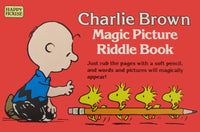 Charlie Brown Magic Picture Riddle Book