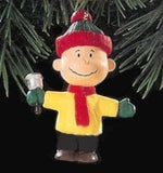 1995 A Charlie Brown Christmas Ornament - Charlie Brown