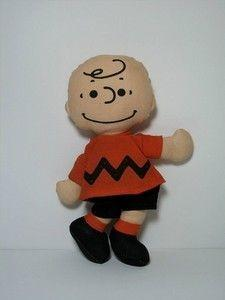 Charlie Brown Rag Doll