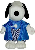 Met Life Cherry Blossom Snoopy Plush Doll