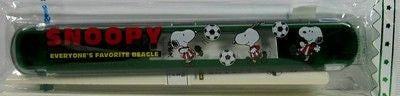Snoopy Soccer Chopsticks + Case