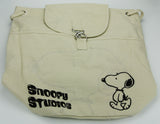 Snoopy Studios Large Cinch-Sack Tote Bag