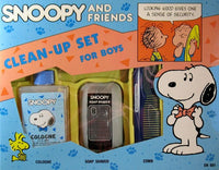 Snoopy and Friends Clean-Up Set For Boys