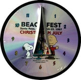 Beaglefest July, 1997 Clock