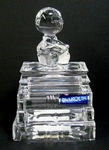 Charlie Brown Waterford Crystal Trinket Box