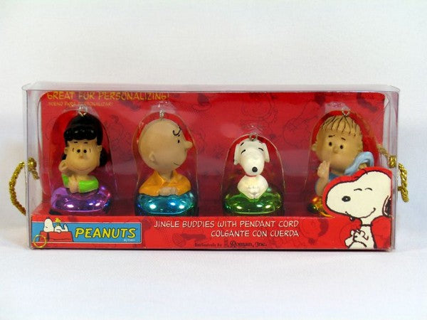 Peanuts Gang Holiday Jingle Buddies - REDUCED PRICE!