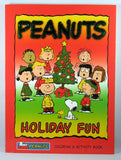 Peanuts Coloring and Activity Book - Christmas