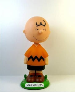 2006 Comic Con Bobblehead - Charlie Brown