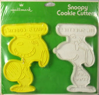 Snoopy Cookie Cutter Set -