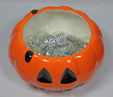 Snoopy Ceramic Halloween Candy Jar