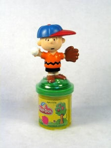 Charlie Brown Play-Doh with Stamp