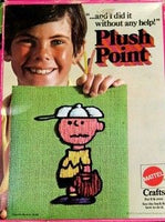 Charlie Brown Plush Point Picture Kit