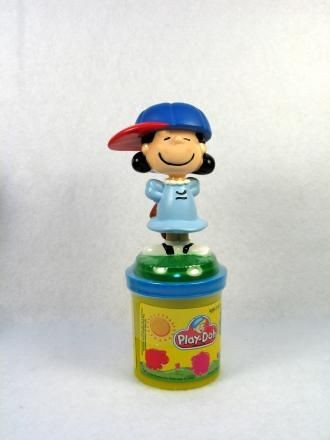 Lucy Play-Doh with Stamp