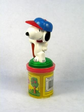 Snoopy Play-Doh With Stamp