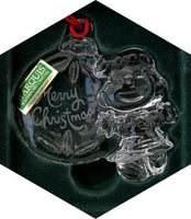 Lucy by Ornament Waterford Crystal Christmas Ornament