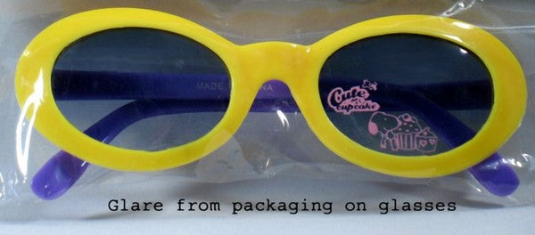 Child's Sunglasses - Cute As A Cupcake Snoopy