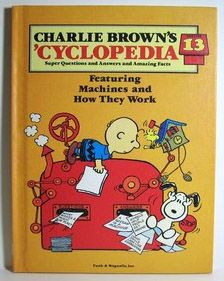 Charlie Brown's 'Cyclopedia - Volume 13