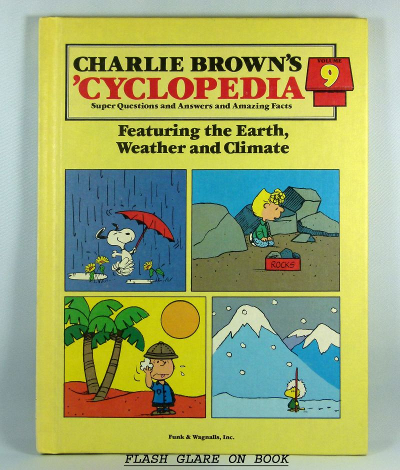 Charlie Brown's 'Cyclopedia - Volume 9