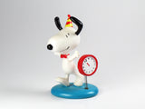 Danbury Mint Snoopy Spring Figurine - Happy New Year!