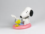 Danbury Mint Snoopy Spring Figurine - Literary Ace