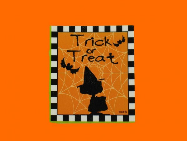 Sally Trick Or Treat Scrapbooking Embellishment