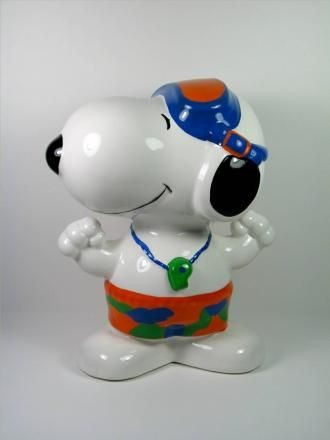 SNOOPY LIFEGUARD Bank