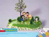 Dept. 56 Peanuts Animated Easter Beagle Egg Hunt