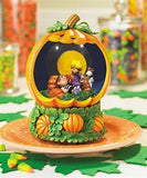"Dept. 56 ""Where's The Great Pumpkin?"" Snow Globe (Does NOT Light Up)"