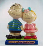 Linus and Sally Figurine