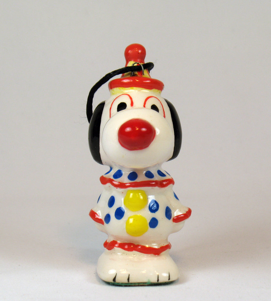 1975 Adventure Series Christmas Ornament- Snoopy Clown