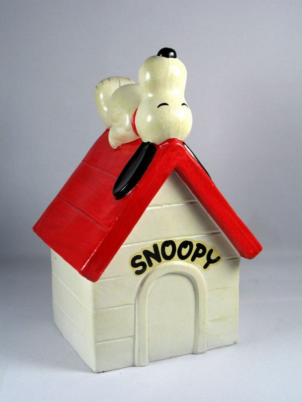 SNOOPY DOGHOUSE Bank