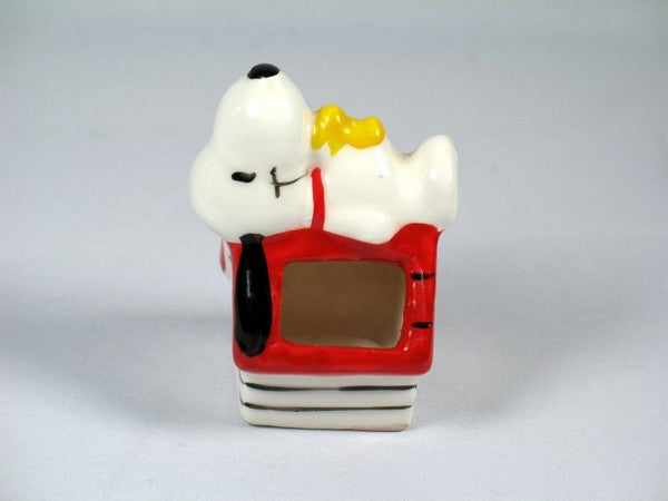 Snoopy's Doghouse Mini Planter