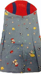 Lambs & Ivy Little Snoopy Sport Diaper Stacker