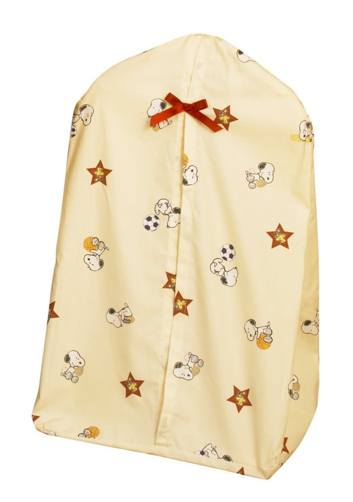 Lambs & Ivy Champ Snoopy Diaper Stacker