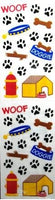 Doghouse Stickers