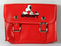 Snoopy Vinyl Backpack For Plush Doll