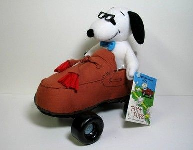 Ivy League Snoopy Putt Pup