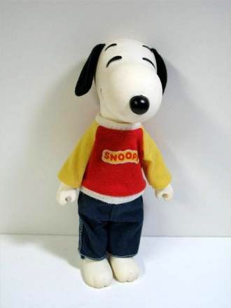 Snoopy Articulated Doll