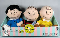 Peanuts 60th Anniversary Madame Alexander Doll Set