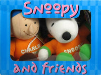 Charlie Brown and Snoopy Doll Set