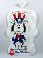 Dolly Madison Self-Sealing Balloon - Snoopy Uncle Sam