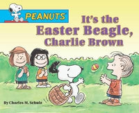 It's the Easter Beagle, Charlie Brown Book