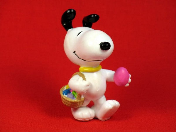 EASTER SNOOPY PVC